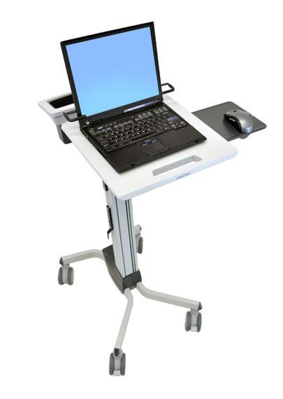 Neo-Flex® 笔记本电脑手推车 24-205-214