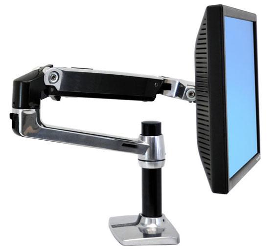 爱格升ergotron LX 台式 LCD 支臂 45-241-026