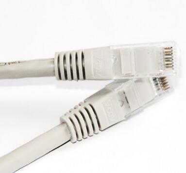 VCOM超五类非屏蔽24WAG/4对网络跳线双绞线无氧铜网线1米2米3米5M