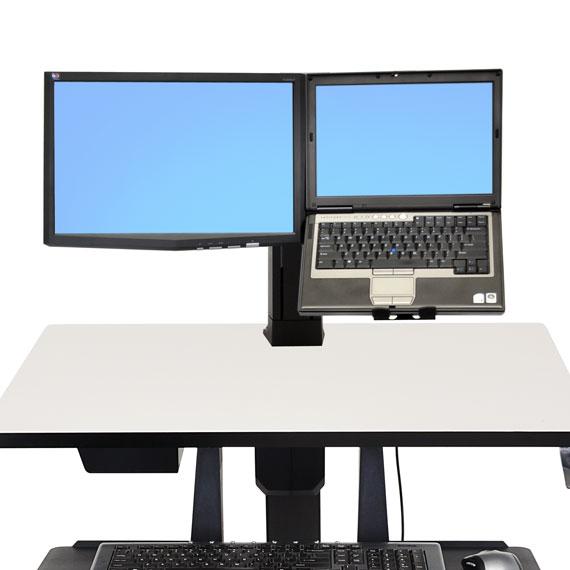 WorkFit LCD 和笔记本电脑套件  97-907