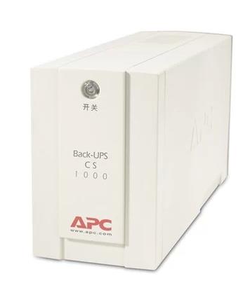 正品APC BK1000Y-CH Back-UPS 1000VA 220V ups不间断电源