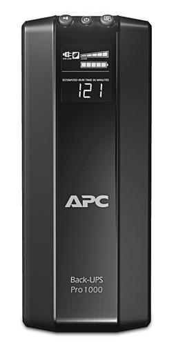 APC UPS电源 节电型Back-UPS Pro 1000 BR1000G-CN