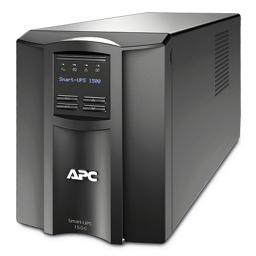 APC 带显示屏 ups电源 SUA1500ICH-45  Smart-UPS 1500VA LCD 230V