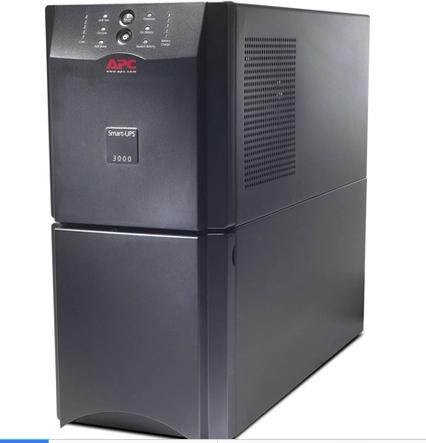 正品 ups不间断电源带稳压APC SUA3000ICH 2700w/3000VA两年质保
