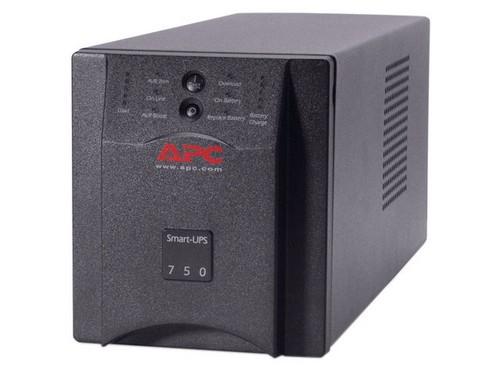 原装正品apc SUA750ICH ups电源500w UPS不间断电源在线互动式