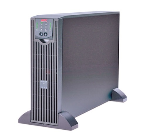 APC SURT5000UXICH 5KVA 3500W机架式长延时UPS电源主机192v电池