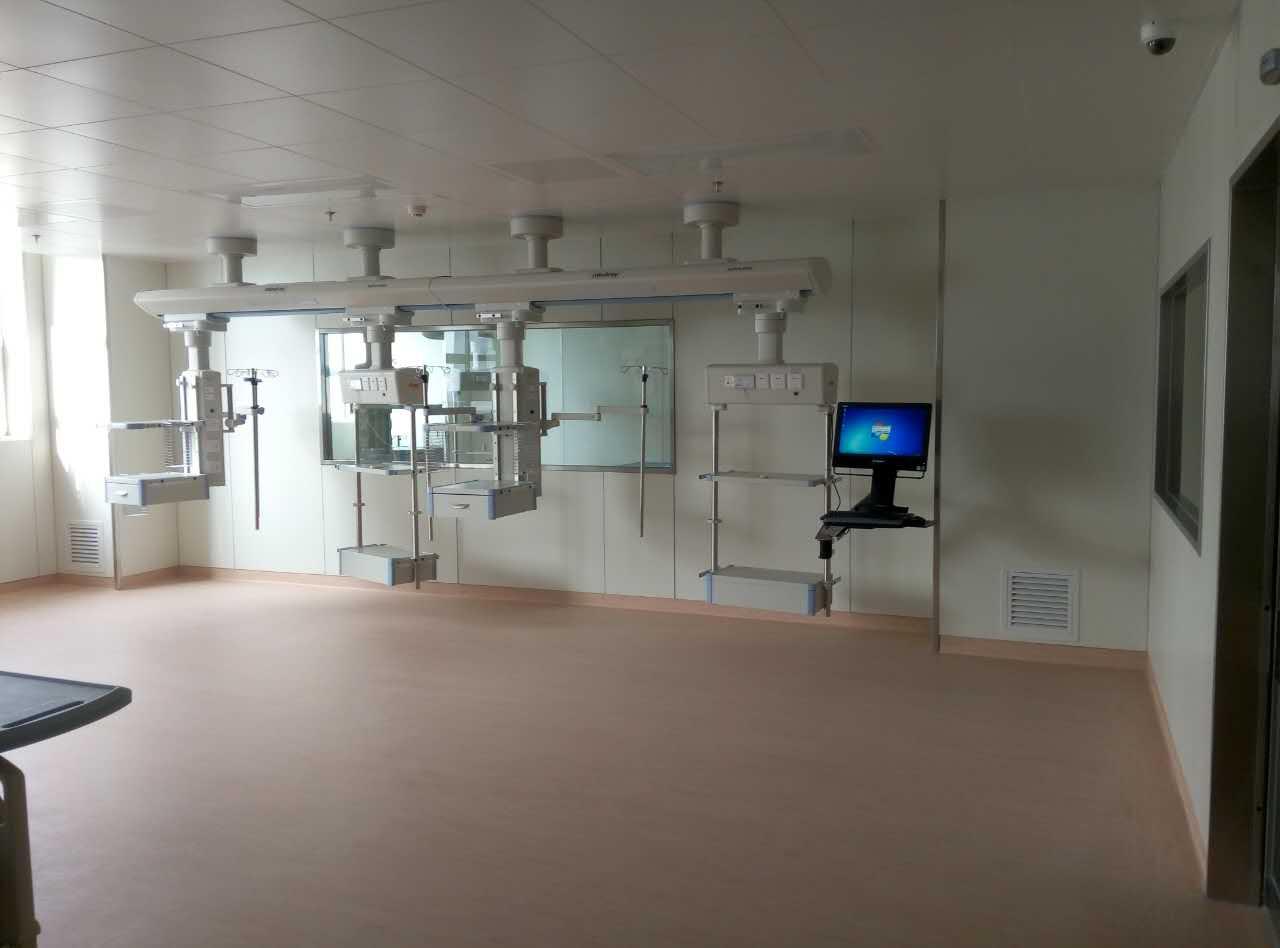 医疗壁挂组合支架2